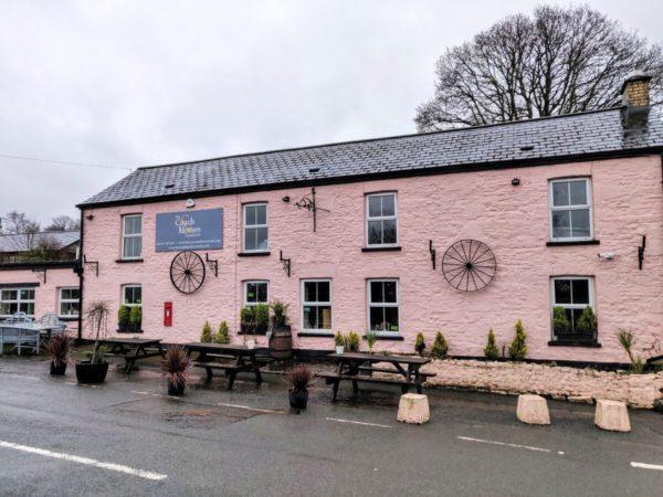 Coach and Horses Inn, Llangynidr