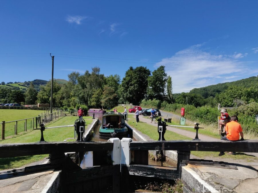 Llangynidr Lower Lock no 64