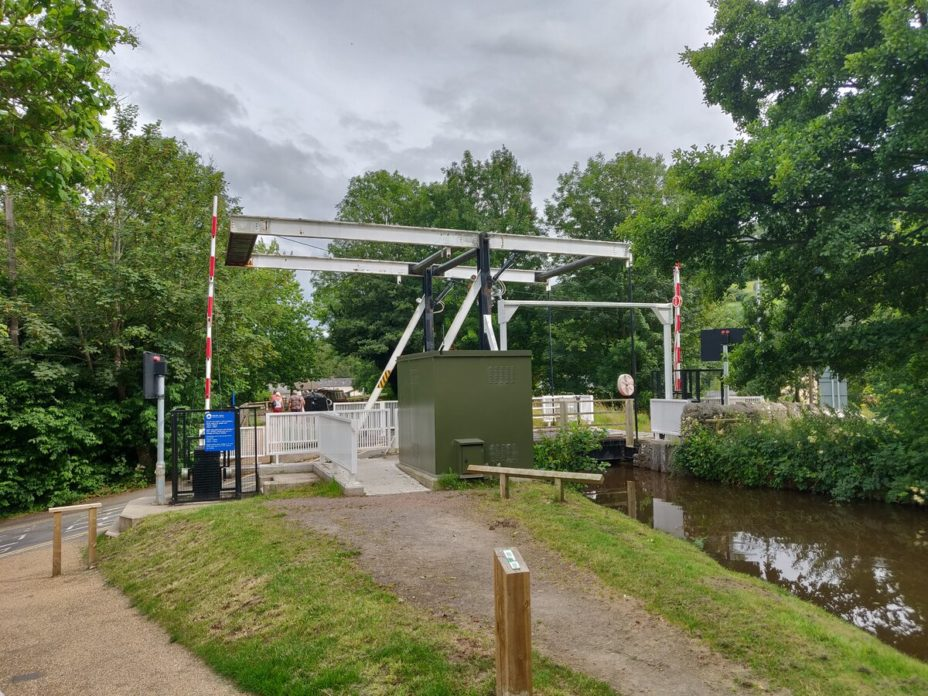 Talybont-on-Usk Lift Bridge 144